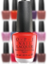 OPI Spring 2012 Nail Polish Collection