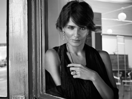 Helena Christensen for Ole Lynggaard Jewelry