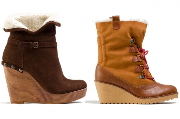Bershka Fall/Winter 2011-2012 Shoes