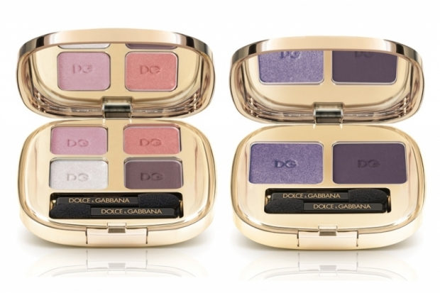 Dolce & Gabbana Holiday 2011 Eyeshadows