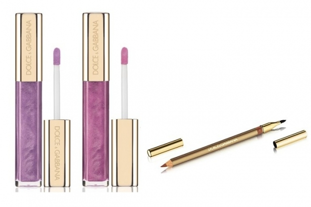 Dolce & Gabbana Holiday 2011 Lip Gloss
