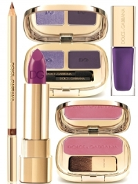 Dolce & Gabbana Holiday 2011 Makeup Collection