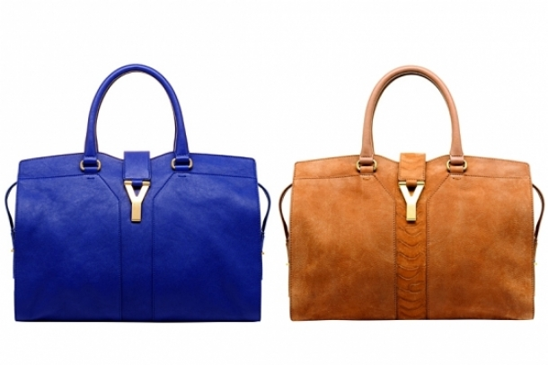 Yves Saint Laurent Fall Winter 2011-2012 Bags 7d2a96a66f327