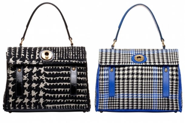 Yves Saint Laurent Fall/Winter 2011-2012 Bags