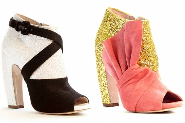 Miu Miu Fall/Winter 2011-2012 Shoes