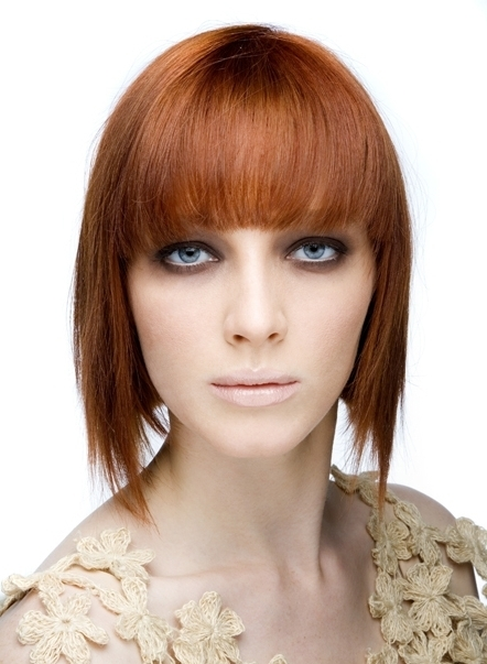 haircuts for wavy hair chic medium asymmetrical haircuts 4058