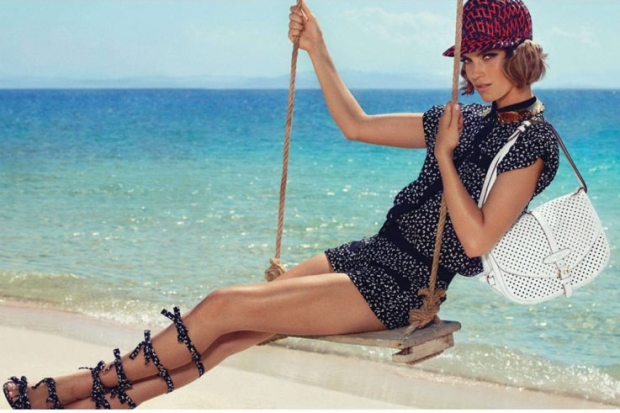 Louis Vuitton Cruise 2012 Campaign