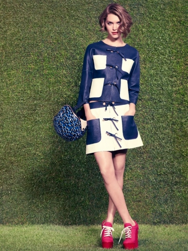 Louis Vuitton Cruise Collection 2012