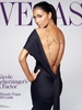 Nicole Scherzinger Covers 'Vegas' November 2011