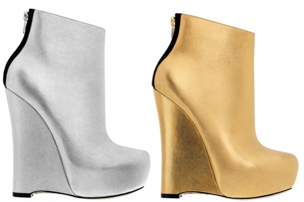 Alejandro Ingelmo Fall/Winter 2011-2012 Shoes