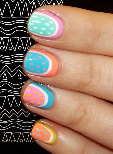 Stylish Nail Art Trends For The Holidays