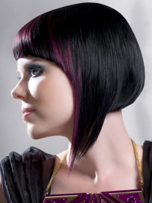 Two Tone Hair Color Idea