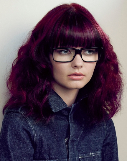 Brilliant Hair Color Ideas 2012