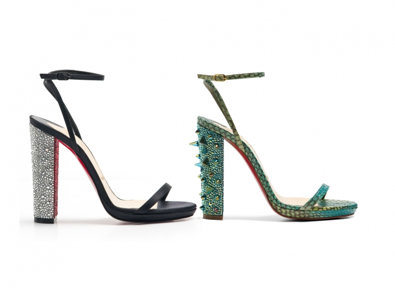 Christian louboutin spring summer 2012 shoes