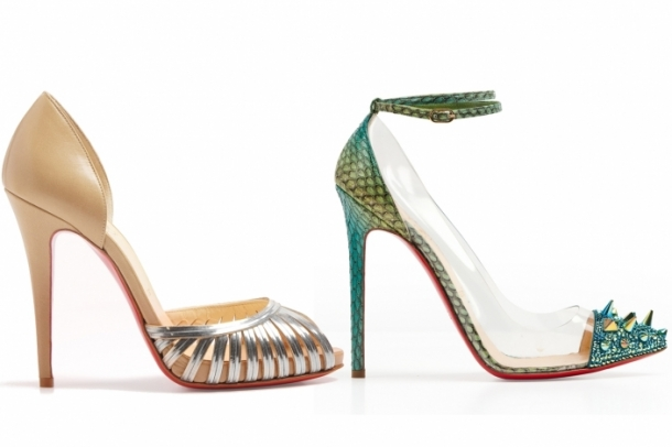 Christian Louboutin Spring/Summer 2012 Shoes