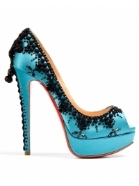 Christian Louboutin Spring 2012 Shoes