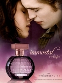 'Immortal' Twilight Fragrance Launched
