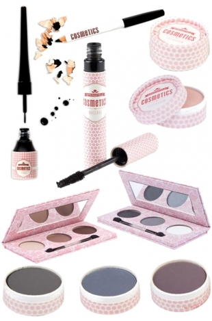 Springfield Fall 2011 Makeup Collection
