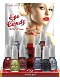 China Glaze Eye Candy Holiday 2011 Collection