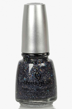 Some Like It Haute China Glaze 3D Glitter Nail Polish