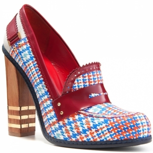 Tommy Hilfiger Spring 2012 Shoes