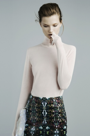 Zara November 2011 Lookbook