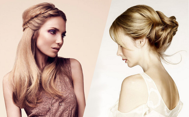 Holiday Hairstyle Ideas for Medium Length Hair