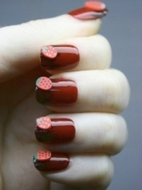 Funky Fresh Nail Art Trends 2012