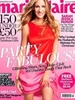 Sarah Jessica Parker Covers Marie Claire UK December 2011