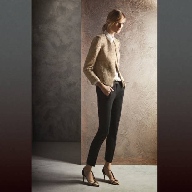 Massimo Dutti November 2011 Lookbook