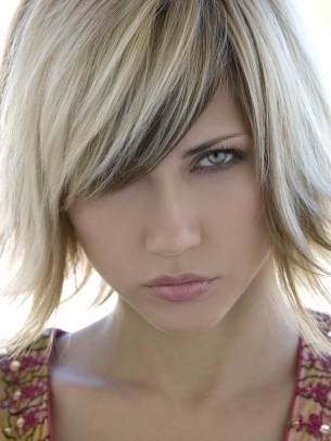Blonde Multi Tonal Hair Color