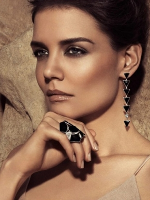 Katie Holmes for H. Stern Jewelry Campaign