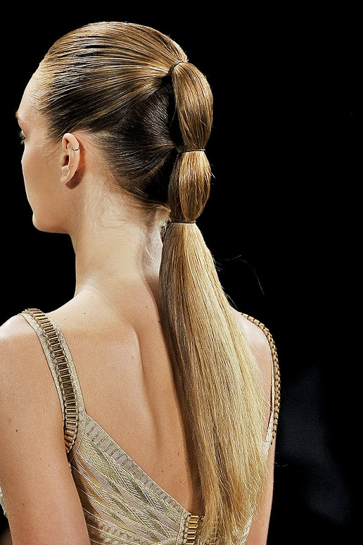 the right haircut runway inspired hairstyle ideas 5909