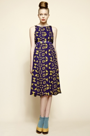 Charlotte Taylor Spring/Summer 2012 Collection