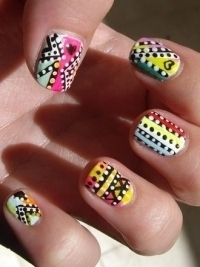 Creative and Simple Nail Art Ideas