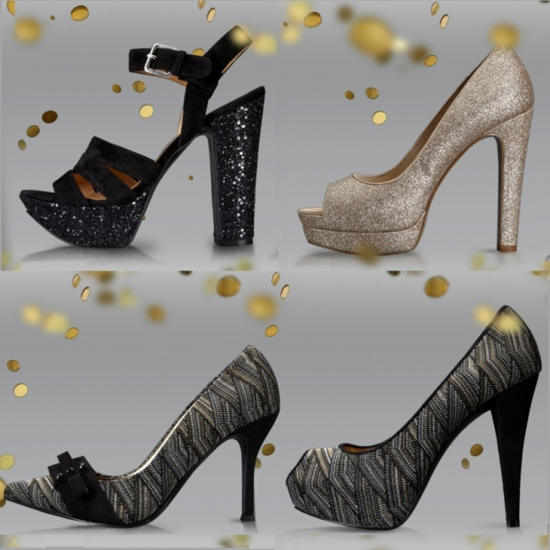 Nine West Holiday 2011 Heels Collection