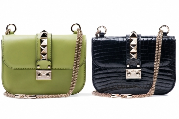 Valentino Spring 2012 Bags