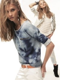 Mango Spring 2012 Lookbook