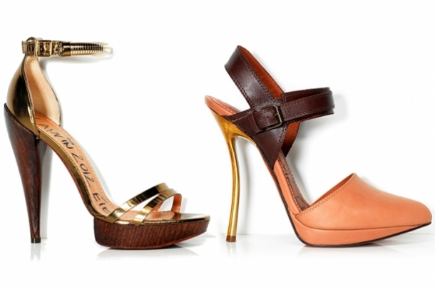 Lanvin Spring 2012 Shoes