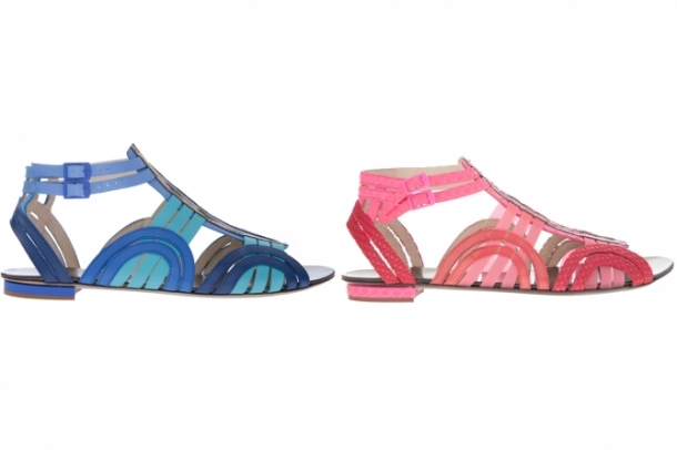 Roberto Cavalli Spring 2012 Shoes