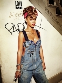 Rihanna Reveals Exclusive Talk That Talk Promo Photos