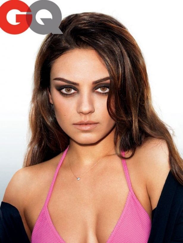 Mila Kunis is GQ