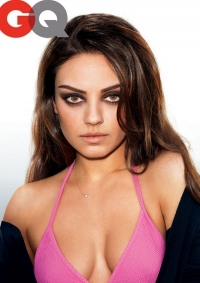 Mila Kunis is GQ's Knockout of the Year