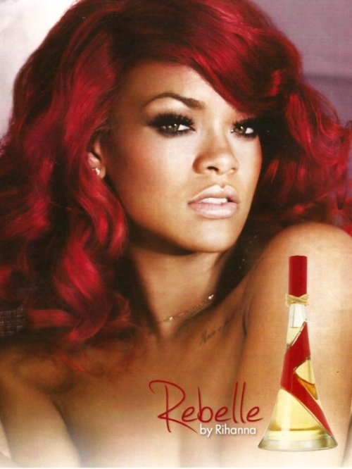 Rihanna to Launch New Rebelle Fragrance