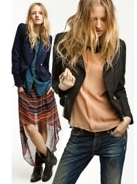 Zara TRF Lookbook November 2011