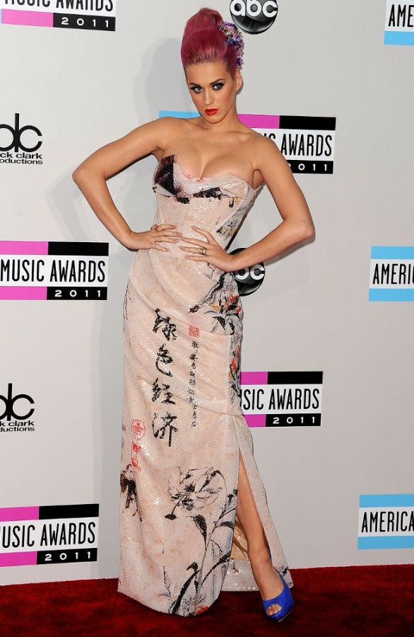 All The Looks At The American Music Awards   Celebrity
