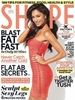 Nicole Scherzinger Shares Diet Plan with Shape December 2011