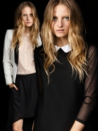 Zara TRF Evening 2011 Lookbook
