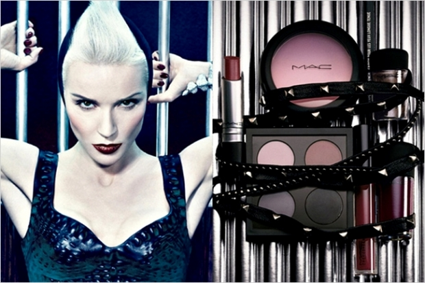 Daphne Guinness for MAC Makeup