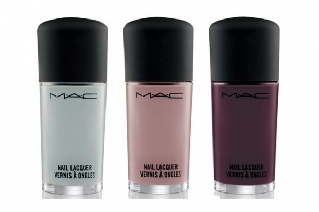 Daphne Guinness for MAC Nail Polishes